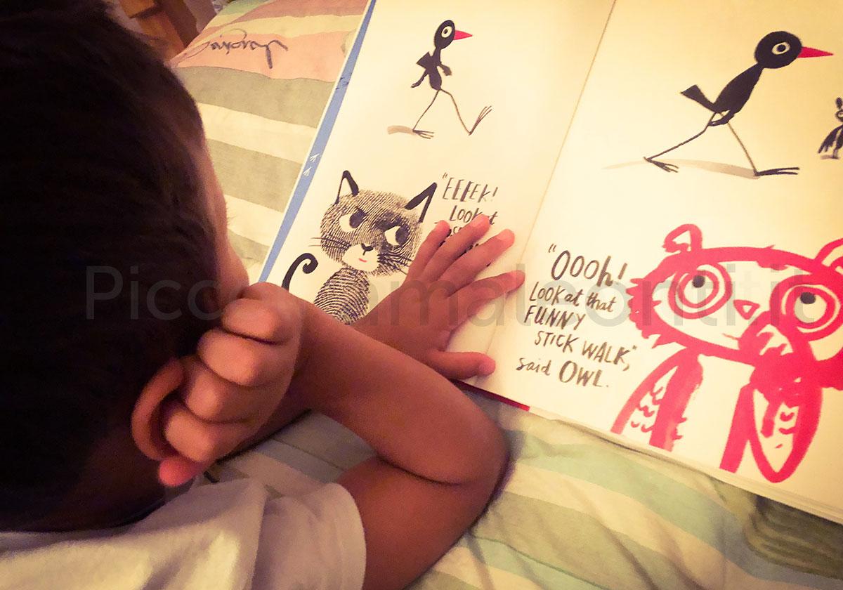 Leggere ai bambini bilingui