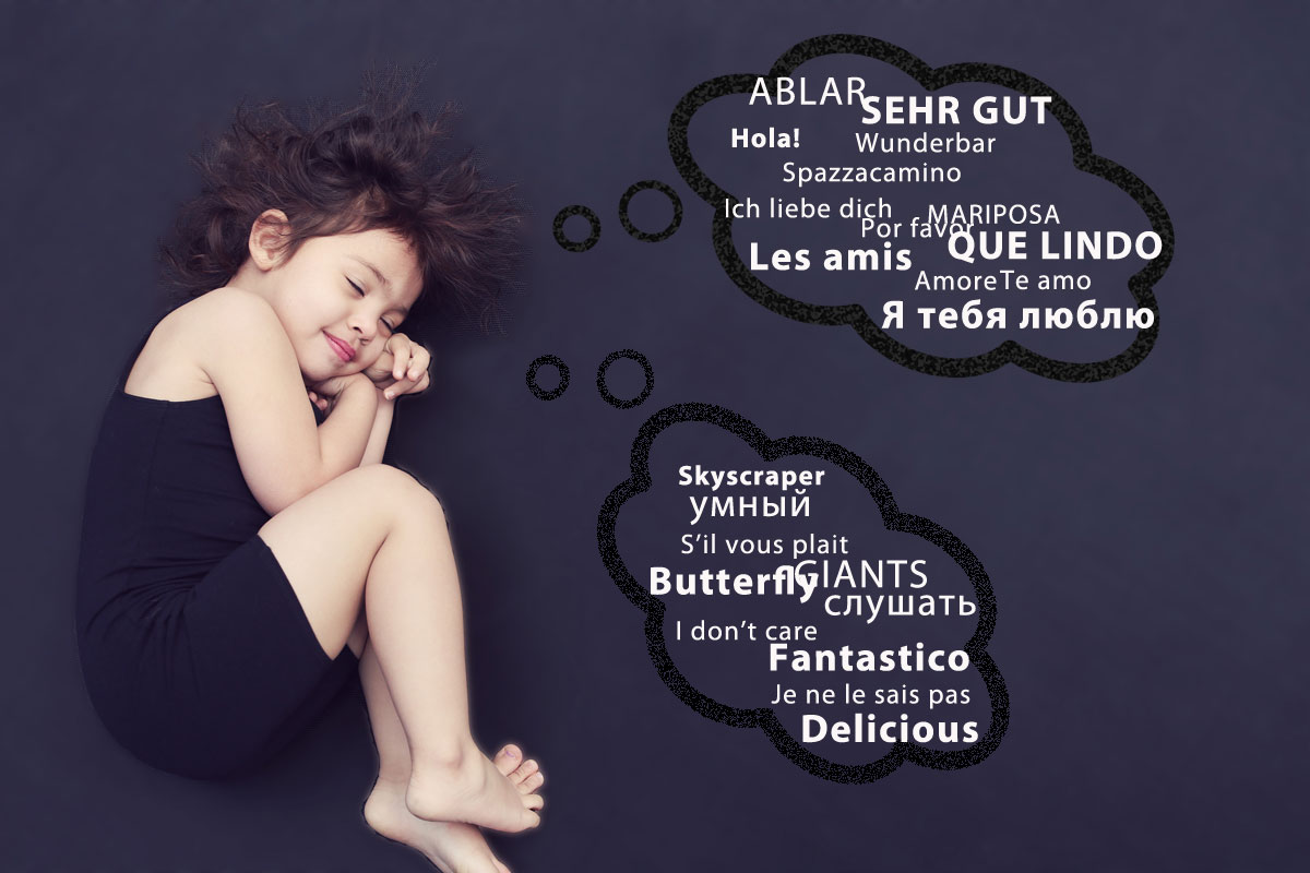 età del bilinguismo